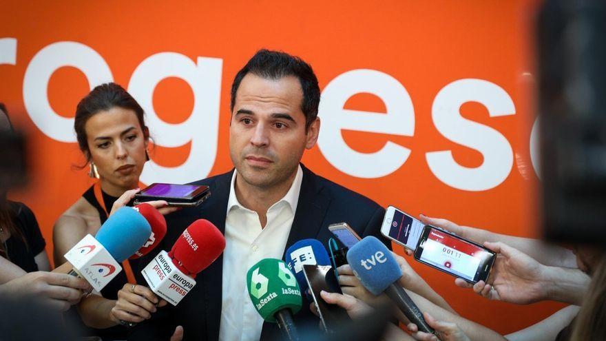 El candidat de Ciutadans a la Comunitat de Madrid, Ignacio Aguado