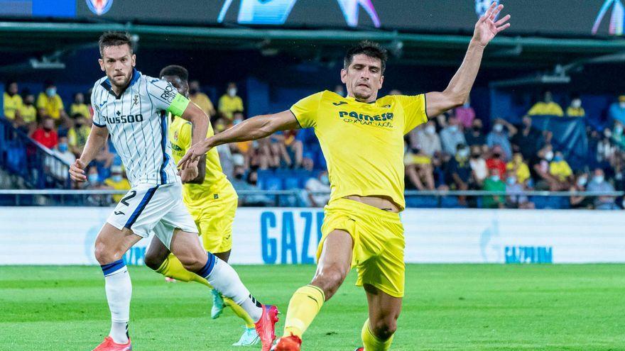 L'entrenador del Vila-real, Unai Emery, confirma la baixa de Gerard Moreno