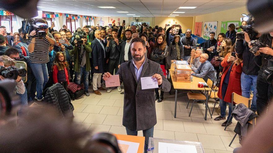 La formació liderada per Santiago Abascal ha guanyat en 22 municipis de la Comunitat Valenciana