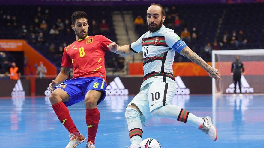Espanya cau contra Portugal en quarts de final del Mundial