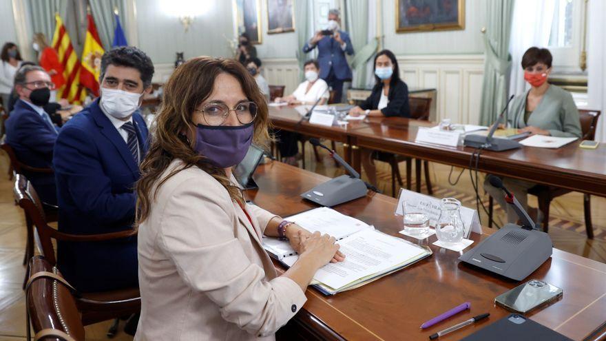 Comissió bilateral entre el govern espanyol i la Generalitat de Catalunya