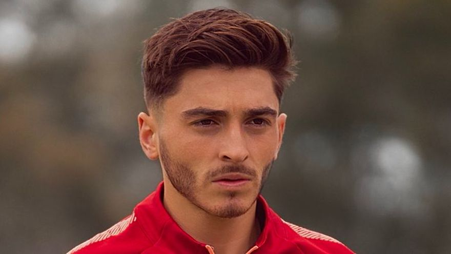 El futbolista australià, Josh Cavallo