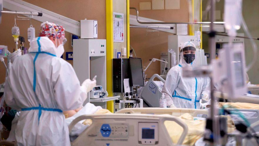 Imatge d'arxiu d'un hospital