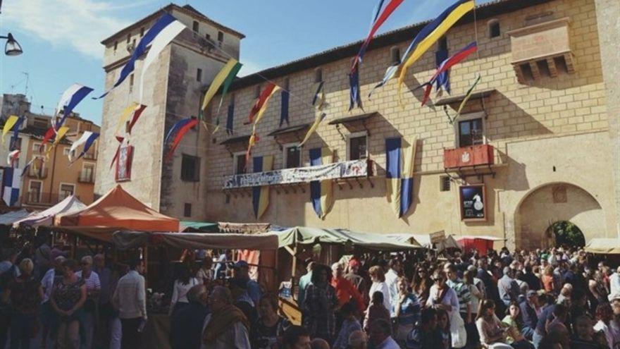 Imatge d'arxiu de la Fira de Tots Sants de Cocentaina