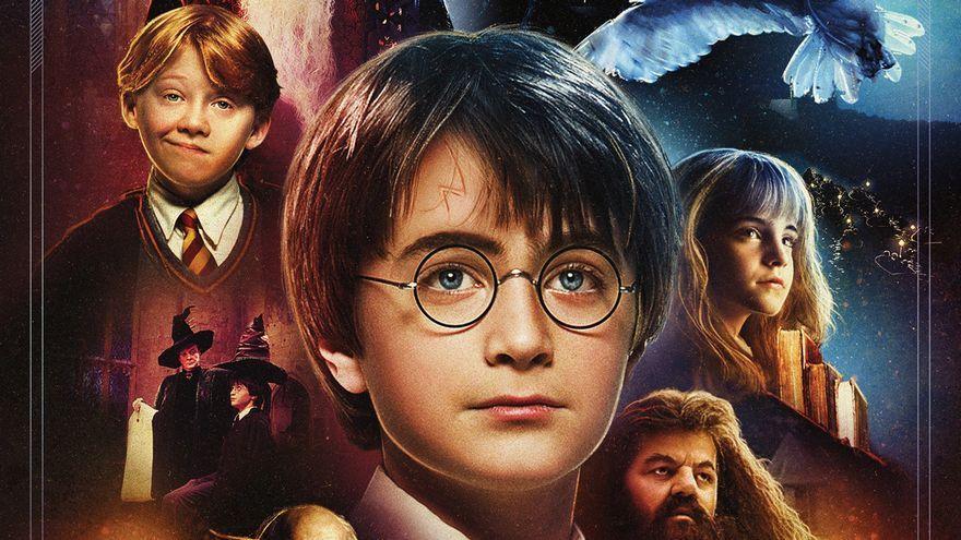 'Harry Potter i la pedra filosofal' compleix 20 anys