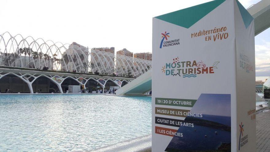Mostra de Turisme a la Ciutat de les Arts i les Ciències de València