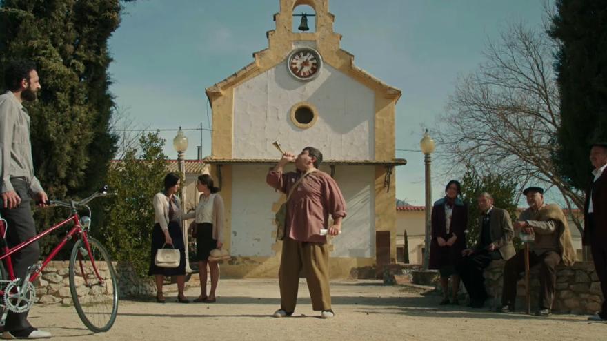 La Colonia de Santa Eulalia ha sigut l'escenari principal de 'L'Alqueria Blanca' durant les 12 temporades