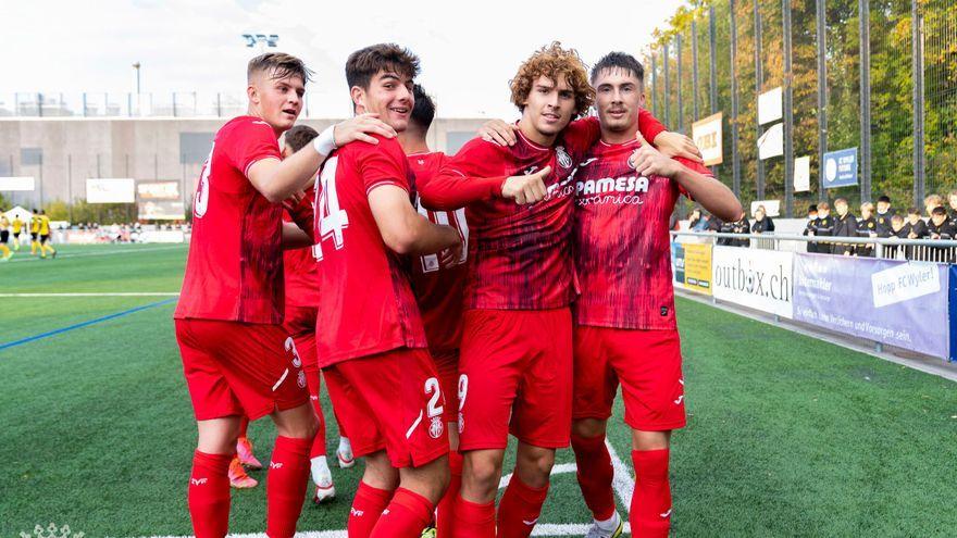 El juvenil del Vila-real guanya el Young Boys en la Youth League