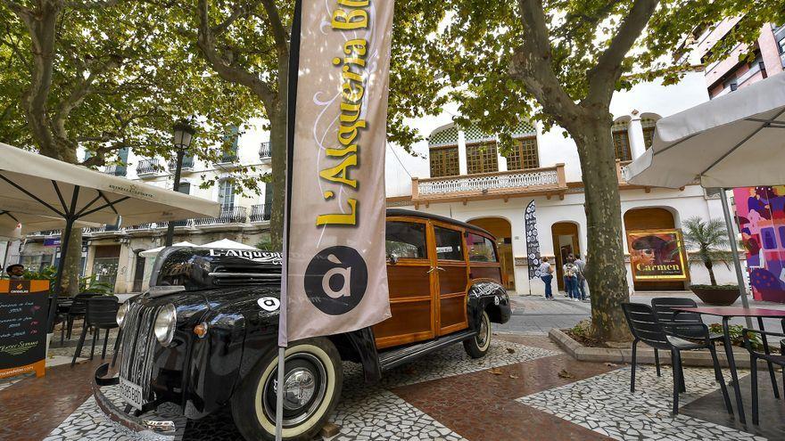 Fotogaleria | L'Alqueria en Ruta al Teatre Serrano de Gandia