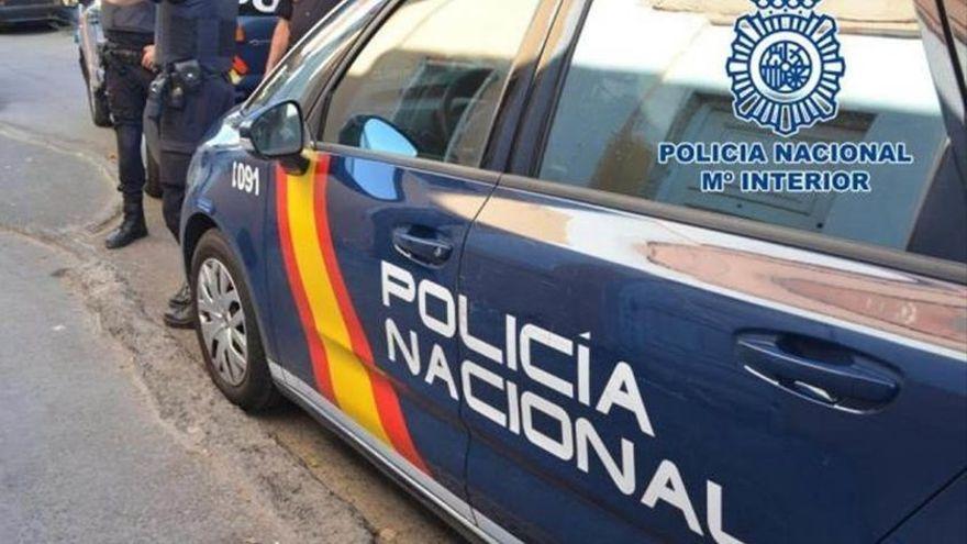 Una imatge d'arxiu de la Policia Nacional