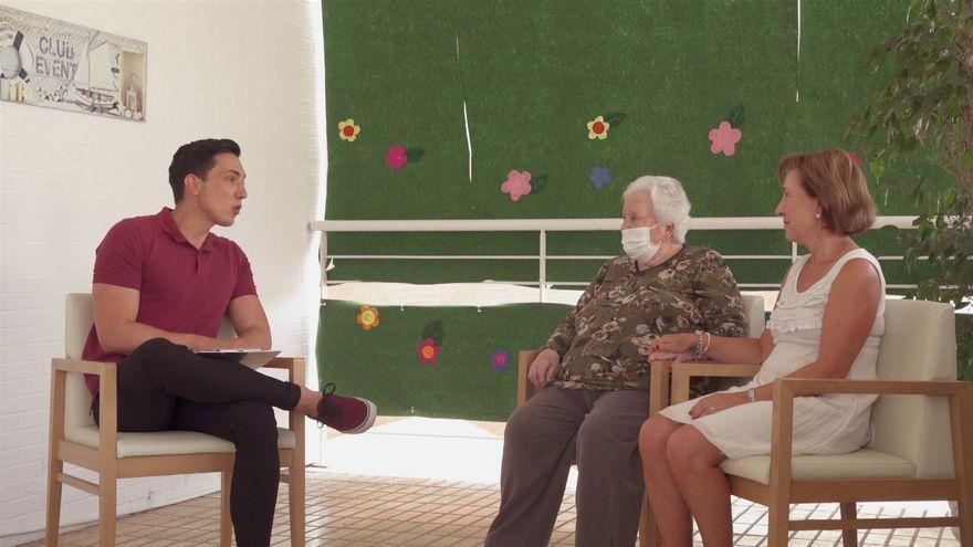 Una de les respostes que busca Bérnar Giménez és com ha afectat l'aïllament a les persones en les residències de majors