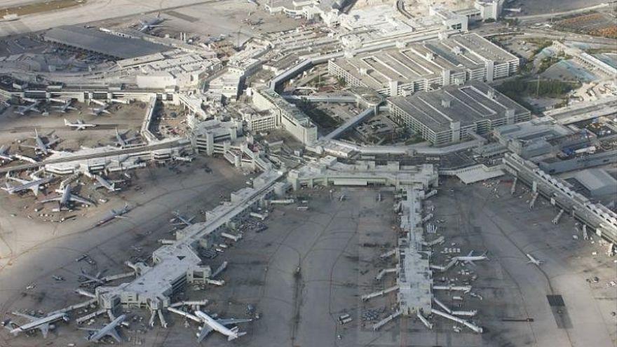 L'Aeroport Internacional de Miami és un dels més importants dels Estats Units