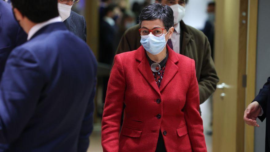 L'exministra d'Afers Estrangers, Arancha González Laya