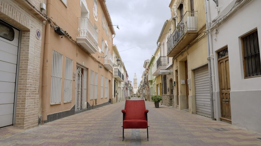 'Terres de cinema' a Burjassot amb 'La mort de Guillem'