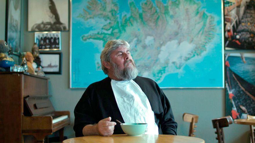 Fotograma del documental 'Lobster soup'