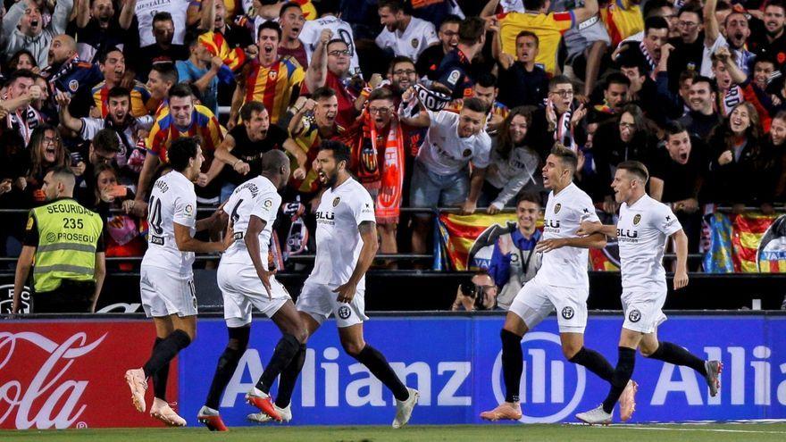 El València busca la seua huitena Copa del Rei contra el Barça de Messi