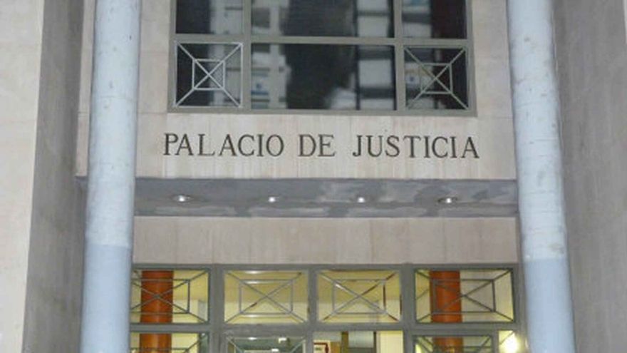 Palau de Justícia d'Alacant